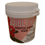 Dibleys Streptocarpus Food 78g (100 tablets)